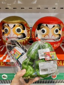 Vegetables from Takasaki Pop-up store at Every Potong Pasir